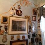 Wall in Angel Room