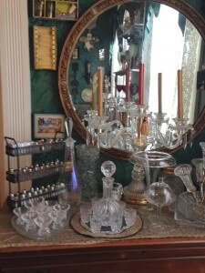 Collection in Ducote-Williams Home